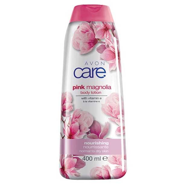 Lotiune de corp Avon Care Pink Magnolia - Catalog Avon