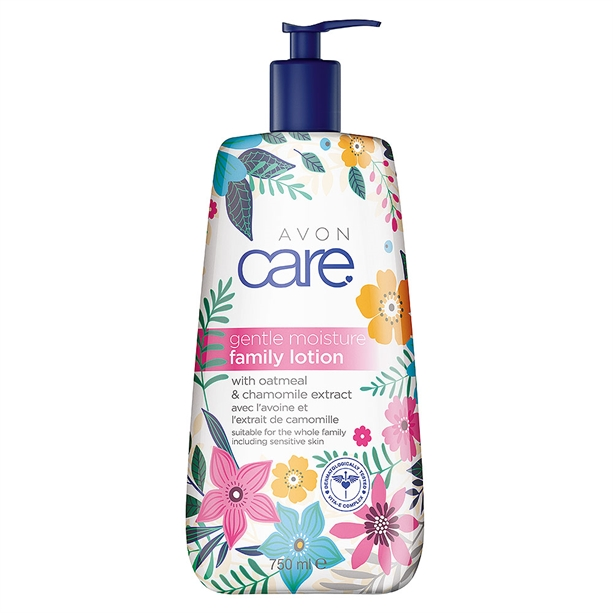 Lotiune hidratanta Avon Care cu extract de ovaz si musetel - 750 ml - Catalog Avon