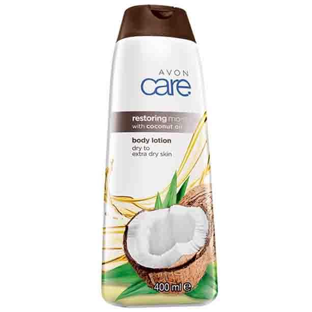 Lotiune de corp Avon Care cu ulei de cocos **** - Catalog Avon