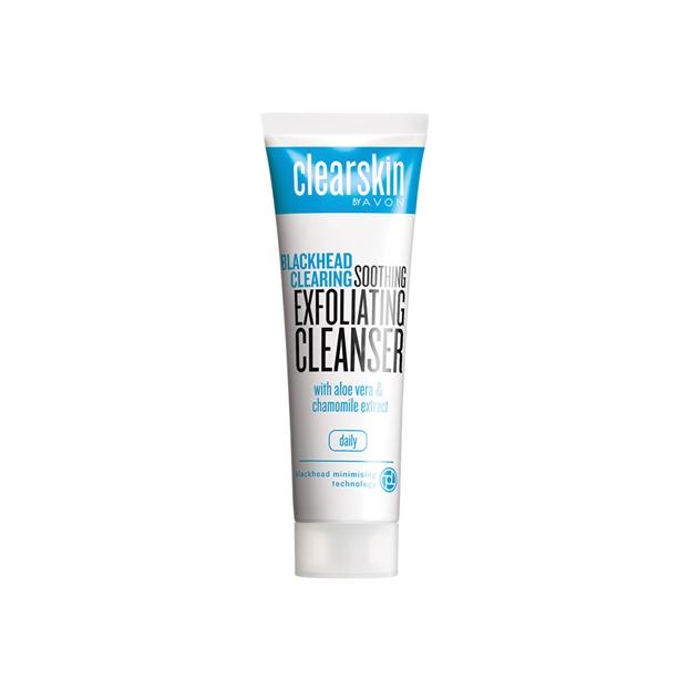 Exfoliant cu aloe vera si musetel Clearskin - Catalog Avon