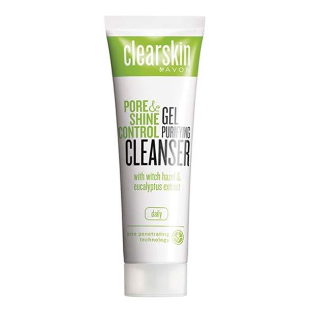 Gel pentru curatarea porilor Clearskin - Catalog Avon