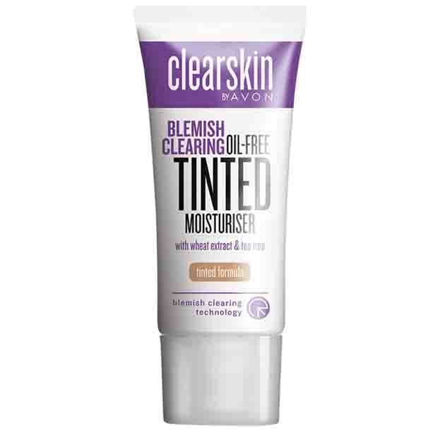 Crema BB anti-imperfectiuni cu extract de grau si arbore de ceai Clearskin - Catalog Avon