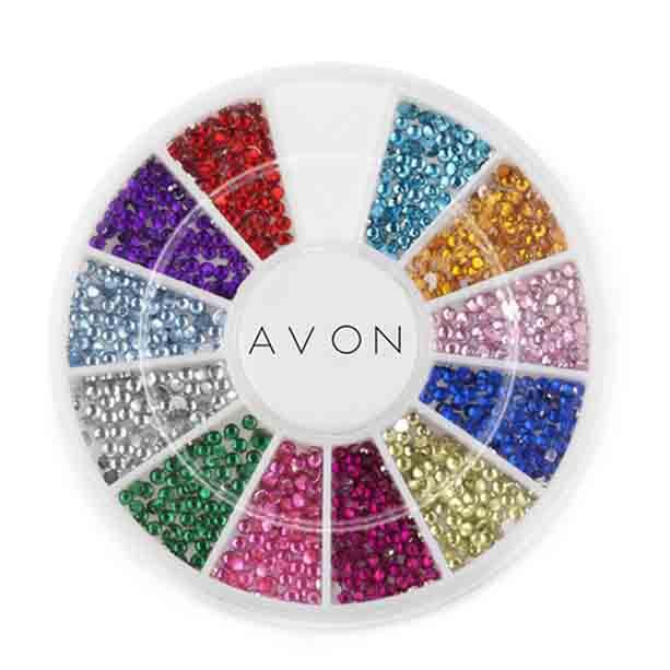 Pietricele pentru unghii - Catalog Avon