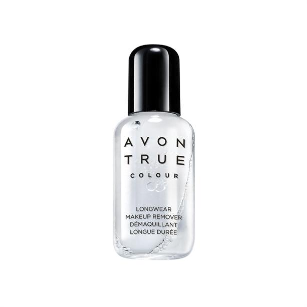 Demachiant pentru machiaj rezistent True Colour - Catalog Avon