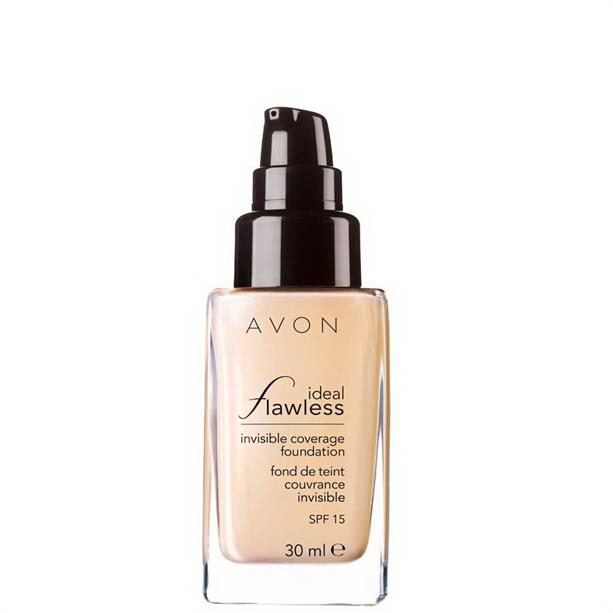 OS - Fond de ten Ideal Flawless Nuanta Ivory - Catalog Avon