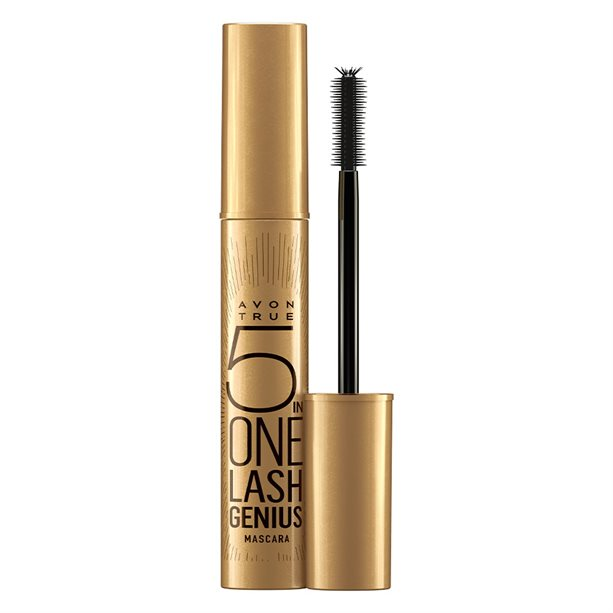 Mascara Avon True Lash Genius 5 in 1 - Catalog Avon