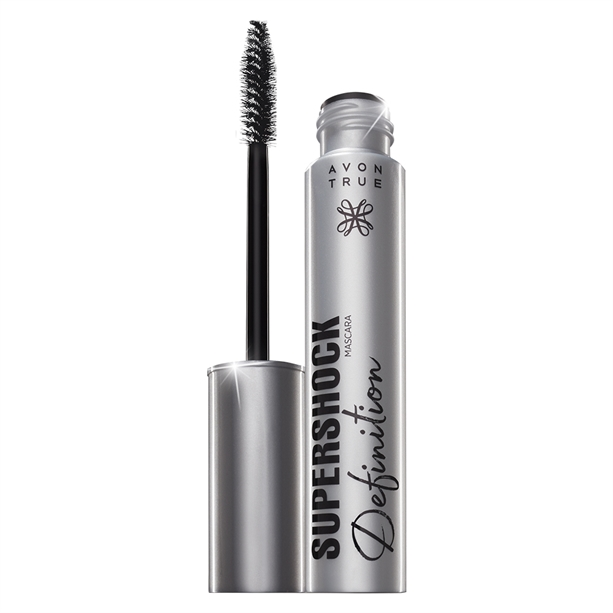 Mascara pentru definire True Colour SuperShock Definition - Blackest Black - Catalog Avon