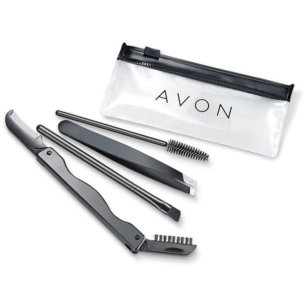 Mini-kit pentru sprancene - Catalog Avon