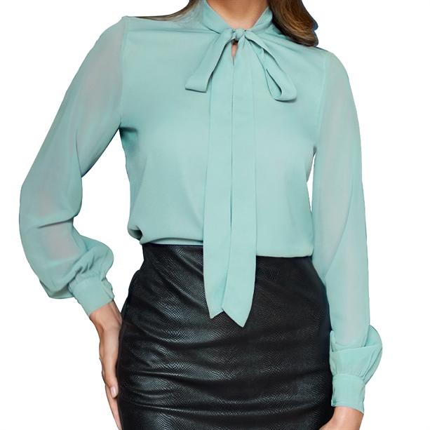 Bluza cu fundita - Catalog Avon