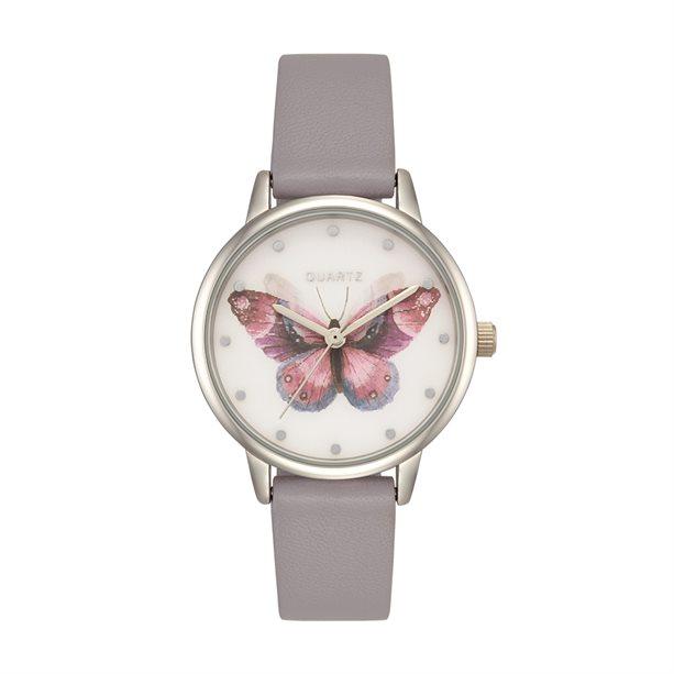 Ceas Tanya cu fluture - Catalog Avon