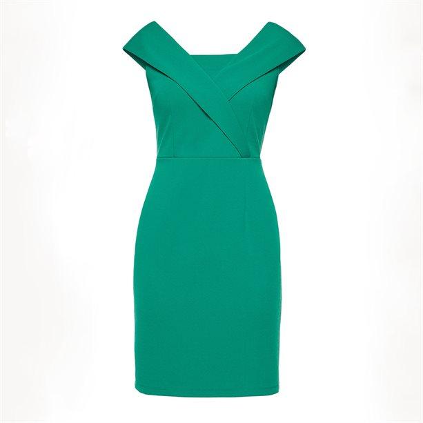 Rochie verde smarald - Catalog Avon