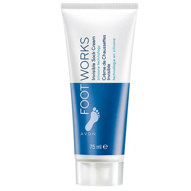 Crema intens hidratanta cu silicon Footworks - Catalog Avon