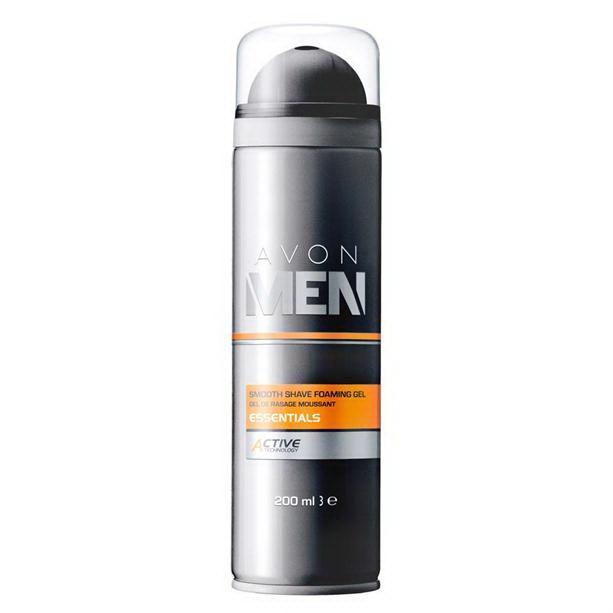 Gel de ras Avon Men Essentials - Catalog Avon