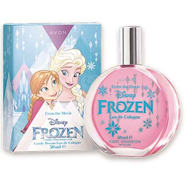 Apa de colonie Frozen - Catalog Avon