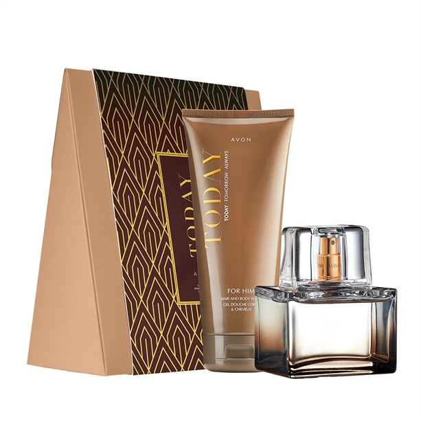 Set cadou ambalat TTA Today pentru El - Catalog Avon