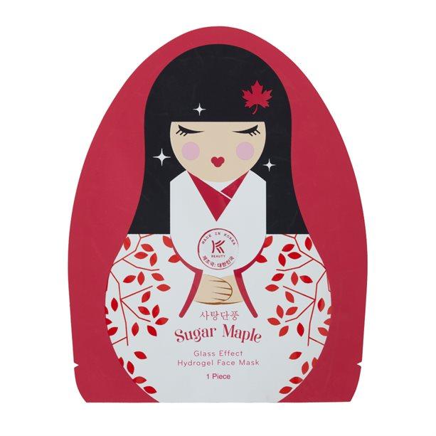 Masca individuala pentru luminozitatea tenului K-Beauty Sugar Maple - Catalog Avon