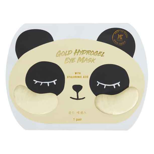 Masca pentru ochi K-Beauty Gold Hydrogel Eye Mask - Catalog Avon