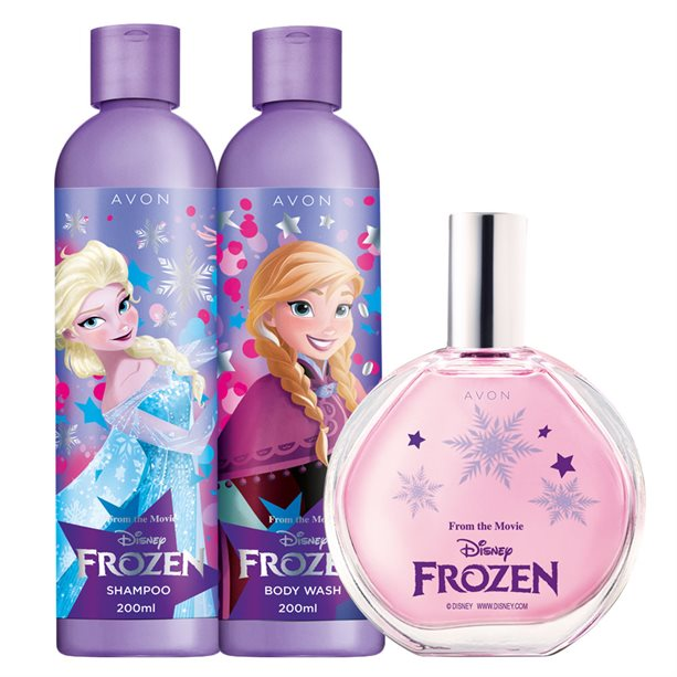 Set 3 produse Frozen - Catalog Avon