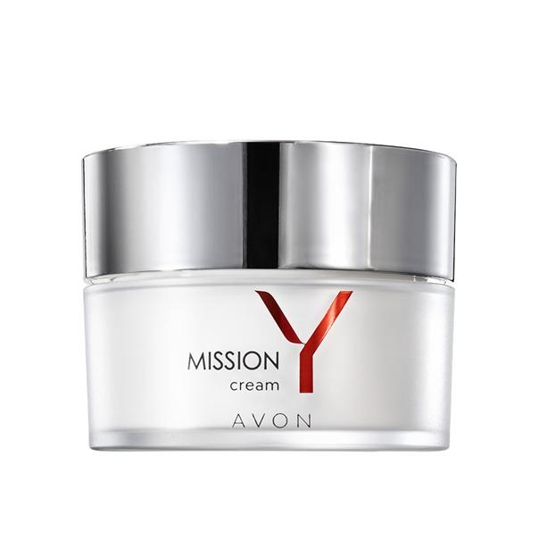 Crema hranitoare Mission Y 30+ - Catalog Avon