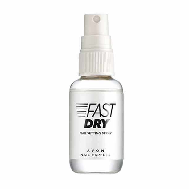 Spray pentru uscarea lacului de unghii Nail Experts - Catalog Avon
