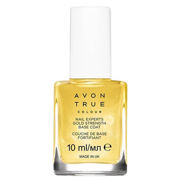 OS - Tratament pentru unghii True Colour Nail Experts Gold Strenght - Catalog Avon