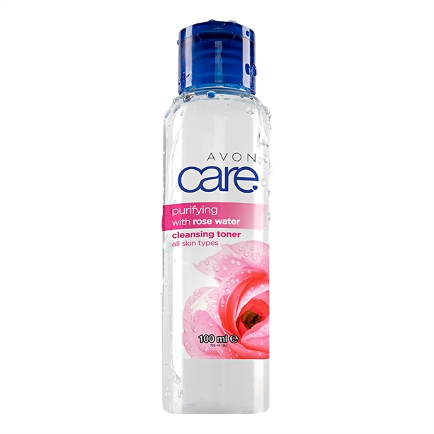 Apa de trandafir pentru purificare Avon Care - Catalog Avon