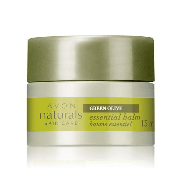 Balsam multifunctional Naturals cu masline verzi - Catalog Avon