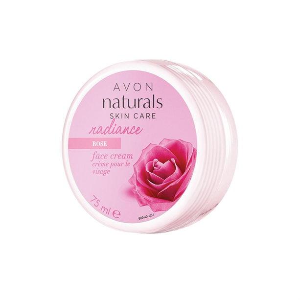 Crema de fata Naturals cu extract de trandafiri - Catalog Avon
