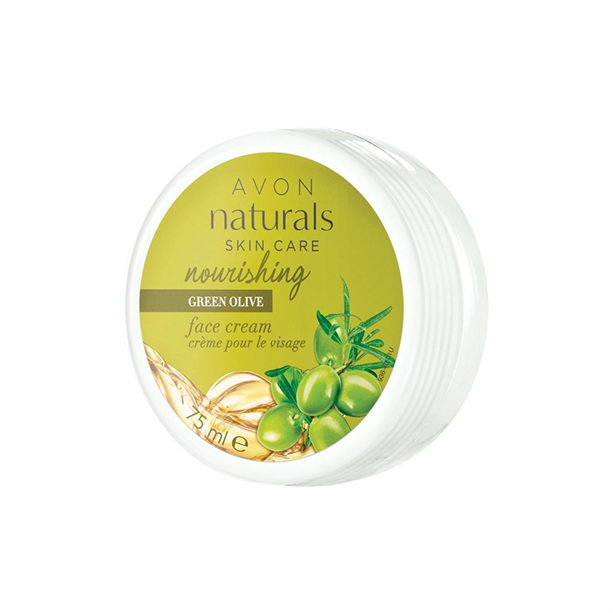 Crema de fata Naturals cu extract de masline verzi - Catalog Avon