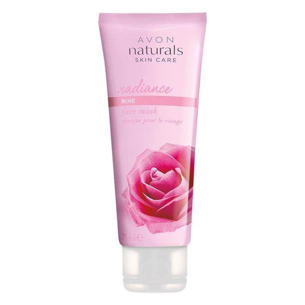 Masca de fata Naturals cu extract de trandafiri - Catalog Avon