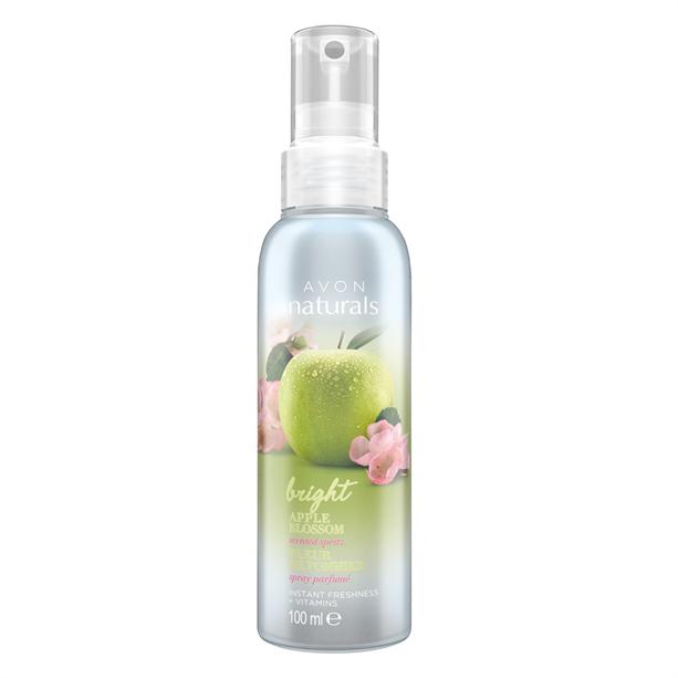 Spray de corp parfumat Naturals cu flori de mar - Catalog Avon