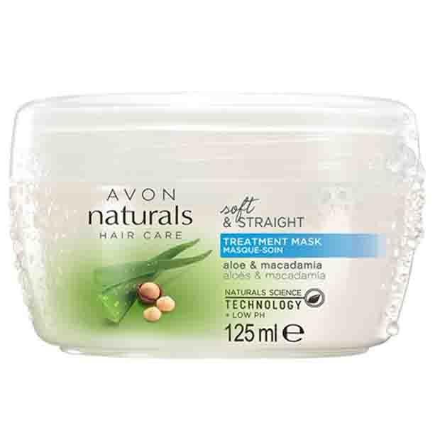 Masca pentru par Naturals cu aloe si macadamia - Catalog Avon
