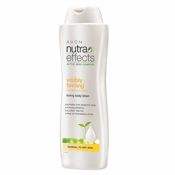 Lotiune de corp pentru fermitate Nutra Effects 400 ml - Catalog Avon