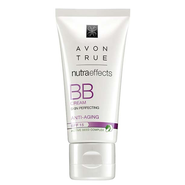 Crema BB Avon True Nutra Effects Anti-Ageing 35+ SPF15 - Catalog Avon