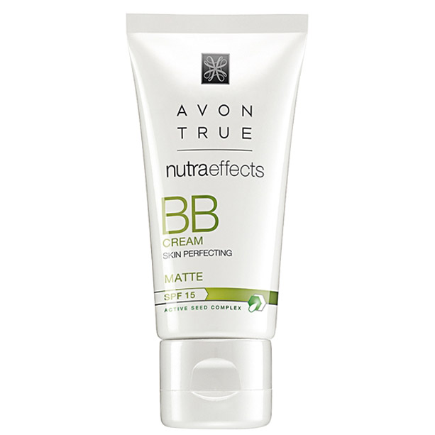 Crema BB Avon True Nutra Effects Skin Perfecting Mattifying SPF15 - Catalog Avon