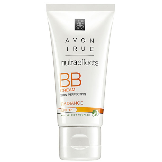 Crema BB Avon True Nutra Effects Skin Perfecting Radiance SPF15 - Catalog Avon