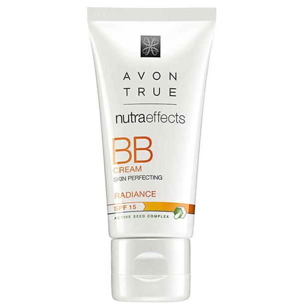 Crema BB Avon True Nutra Effects Skin Perfecting Radiance SPF15 - Catalog Avon