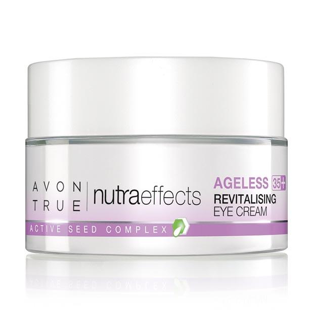 Crema de ochi antirid Avon True Nutra Effects Ageless 35+ - Catalog Avon