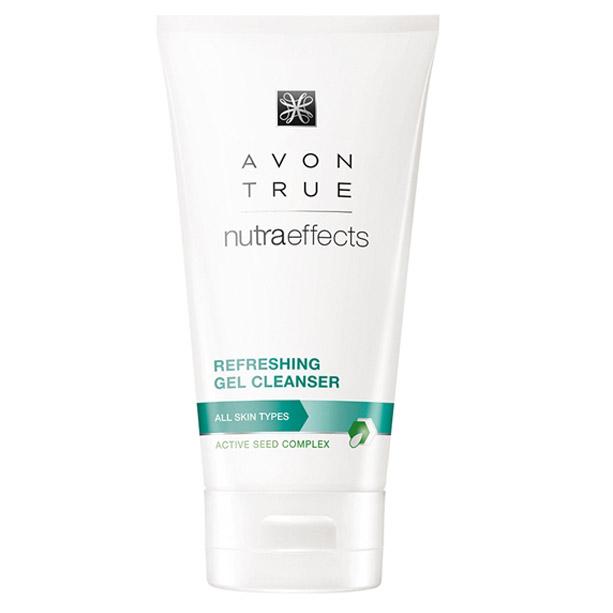 Gel de curatare revigorant Avon True Nutra Effects - Catalog Avon