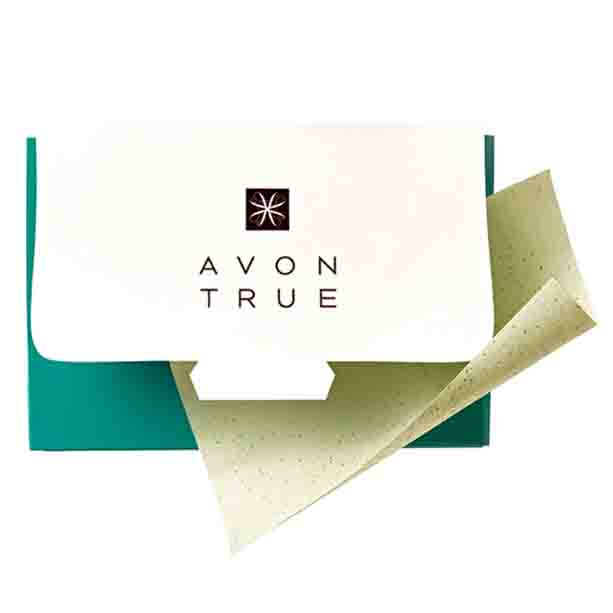 Servetele matifiante Avon True Nutra Effects - Catalog Avon