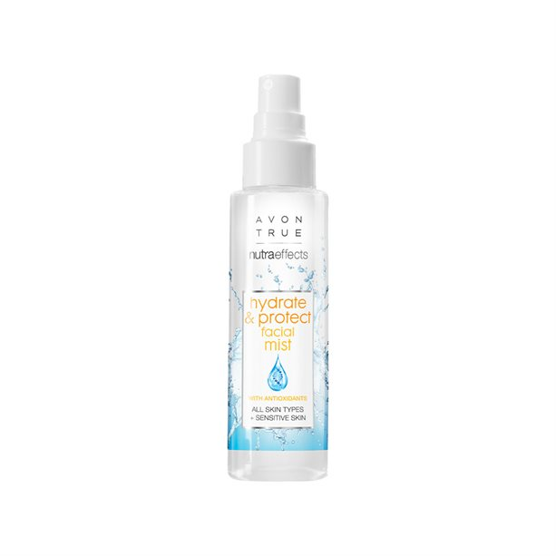 Spray hidratant Avon True Nutra Effects cu antioxidanti pentru ten - Catalog Avon