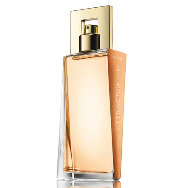 Apa de parfum Avon Attraction Rush pentru Ea - Catalog Avon