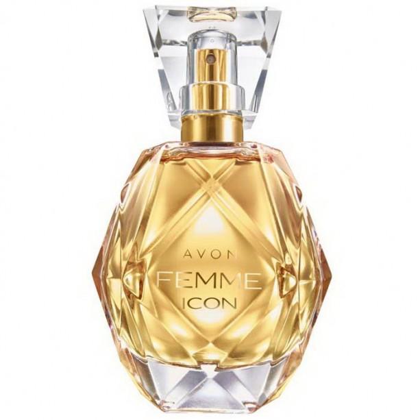 Apa de parfum Avon Femme Icon - Catalog Avon