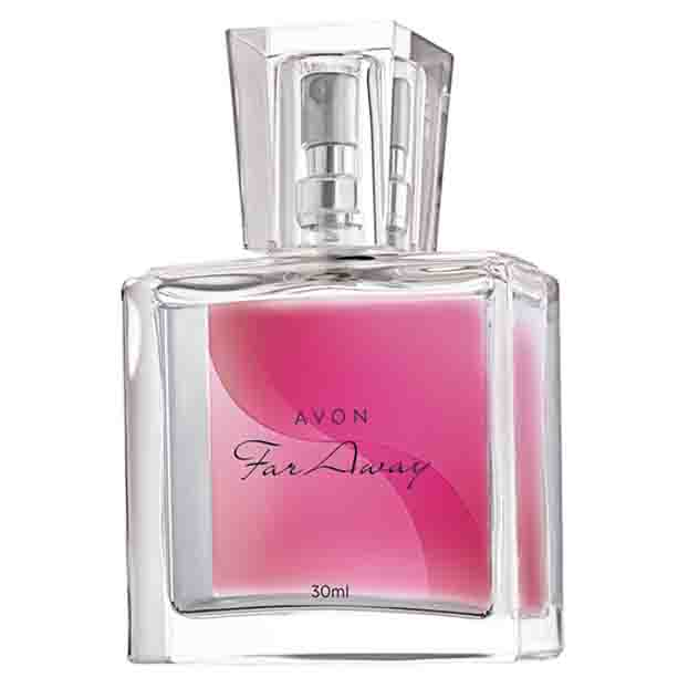 Mini-apa de parfum Far Away - 30 ml - Catalog Avon