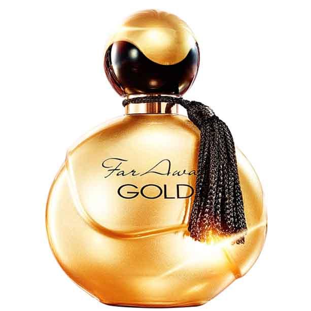 Apa de parfum Far Away Gold - Catalog Avon