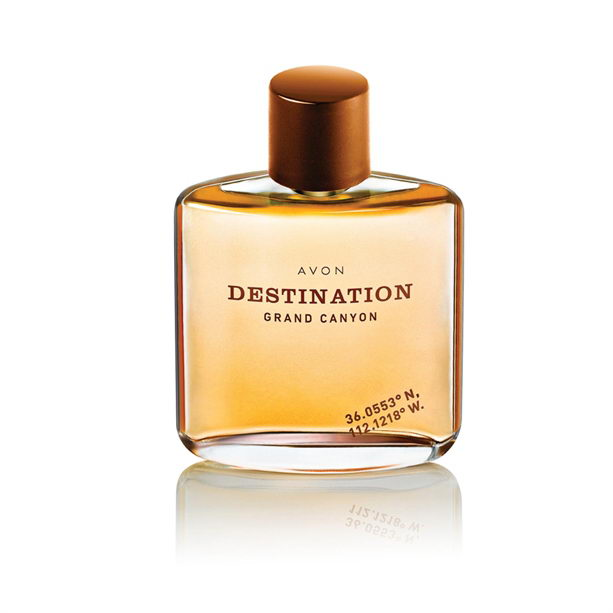 Apa de toaleta Avon Destination Grand Canyon - Catalog Avon
