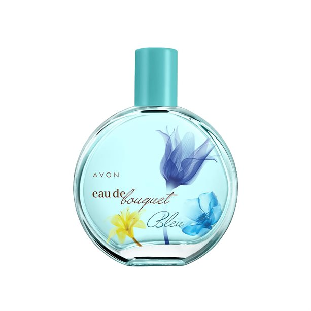 Apa de toaleta Eau de Bouquet Blue - Catalog Avon