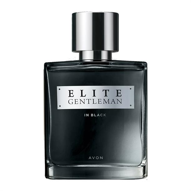 Apa de toaleta Elite Gentleman in Black - Catalog Avon