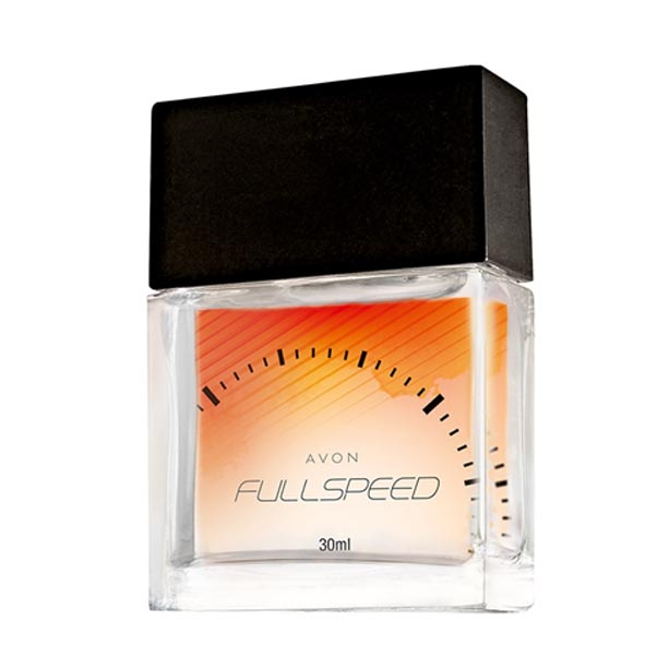 OS - Mini-apa de toaleta Full Speed - 30 ml - Catalog Avon