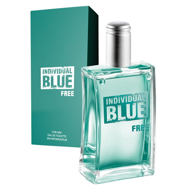 OS - Apa de toaleta Individual Blue Free - Catalog Avon
